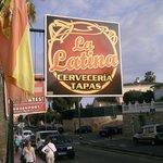 La Latina restaurant/cafe