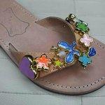 Fabulous Greek Leather Sandals!