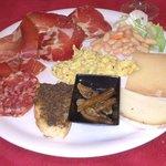 Salumi e formaggi tipici umbri