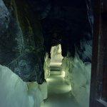 Corridor of lava