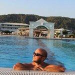 Отличный бассейн)