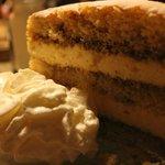 Maple Mousse Cake