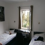 Blick in Zimmer Nr. 12