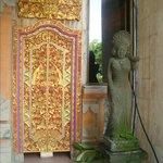 Door - Balinesian Style