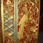 Door - Detail - Balinesian Style