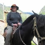 Me on the Paseo Horse