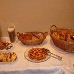 breakfast selections