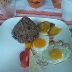 The best Gallo Pinto ever!