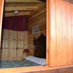 cabaña cama