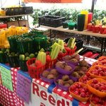 Awesome organic fruit and vegetables