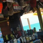 Santana's Grill on Little Exuma