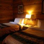 Heavy comforters keep you warm on cold nights