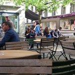 café - rue de Romont