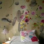 bedroom art work