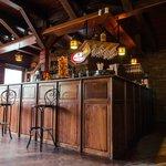 Old Times Pub interior design
