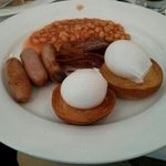 English Breakfast Dish