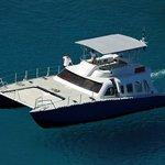 le Blue cat catamaran