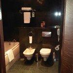 bathroom of room 308