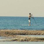 Kite surf, Paddle board at Mikhmoret Beach
