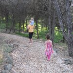 T bar M Resort - Nature trail