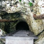 Entrada al Cenote