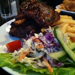 Devine BBQ Ribs from Stacks