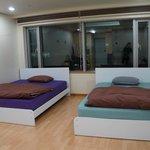 寬敞的房間