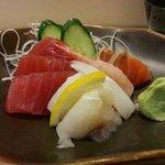 Buffet: Sashimi