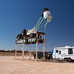 Another day in Coober Pedy, ready to hit the road.