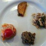 Civetta - Appetizer Plate