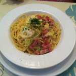 Civetta - Today's Special: Spring Cabbage and Bacon Spaghetti