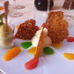 On a adoré ce dessert frais et léger