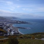 Aber from the top of Consti