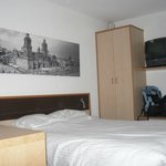 camera della seconda notte