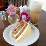 Carrot Cake at Lily's