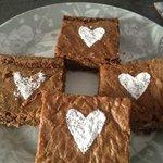 Choc fudge brownies