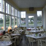 la sala colazione/cena
