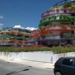 urbanización de lujo consumición mínima 150€