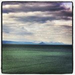 Isle of Arran, view from mainland