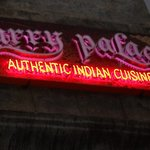 Curry Palace resmi