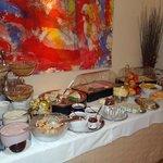 Шведский стол (завтрак)