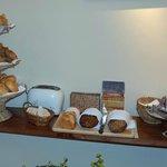 Хлебобулочные изделия в отеле