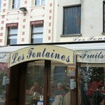 Brasserie des Fontaines