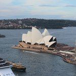 Opera House; View from Room