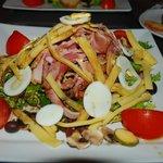 Шефский салат