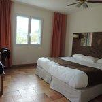 la chambre n°410