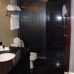 Salle de bains (sans bain, seulement une douche)