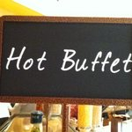 Large Hot Buffet
