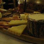 Antipasto....Salumi e formaggi