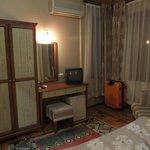 宿泊した部屋1